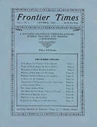 Vol 01 No 01 - October 1923 Download