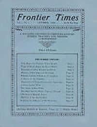 Vol 01 No 01 - October 1923 Download
